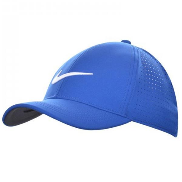 8e1c0f0a Nike Perforated Adjustable Legacy91 Cap Blue 433 | Golf Store
