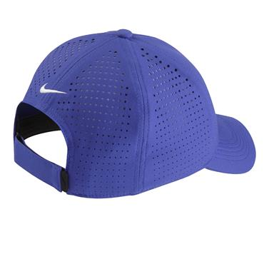 Nike Perforated Adjustable Legacy91 Cap  Blue 433