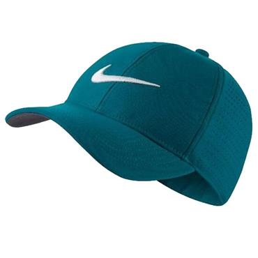 Nike Perforated Adjustable Legacy91 Cap  Blue 467