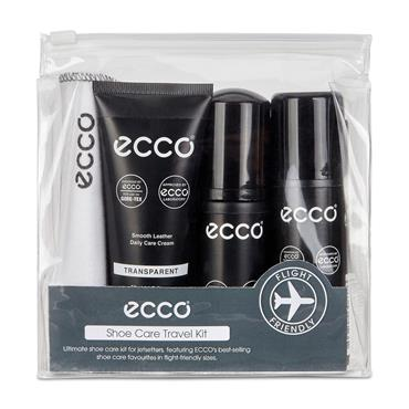 Ecco Shoe Care Travel Kit  .