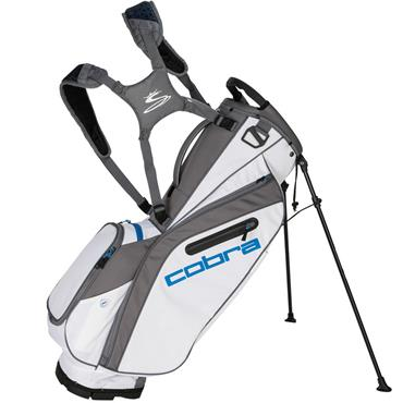Cobra Ultralight Stand Bag  White/Blue