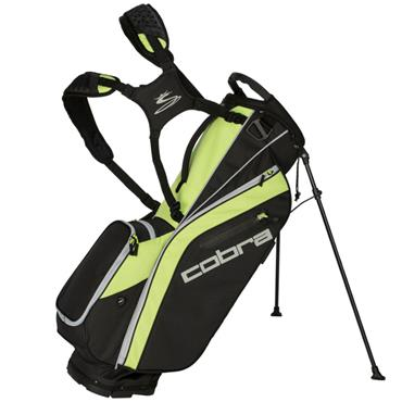 Cobra Ultralight Stand Bag  Black/Lime