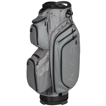 Cobra King Cart Bag  Grey
