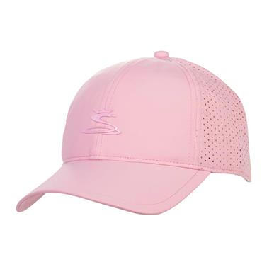 Cobra Ladies Snake Adj. Cap  Pink