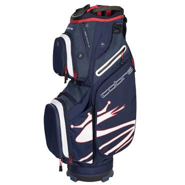 Cobra Ultralight Cart Bag  Peacoat