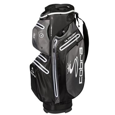 Cobra Ultradry Cart Bag  Black