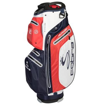 Cobra Ultradry Cart Bag  Peacoat