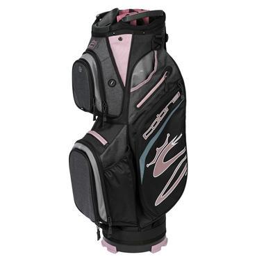 Cobra Ultralight Cart Bag  Black/Elderberry