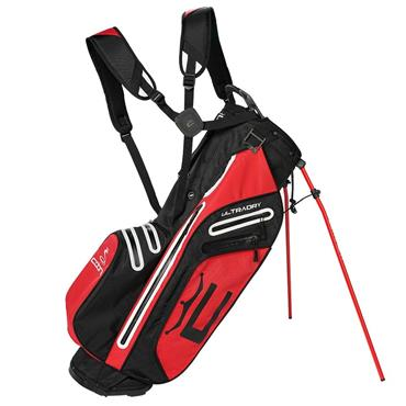 Cobra Ultradry Pro Stand Bag  HIGH RISK RED