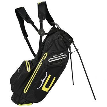 Cobra Ultradry Pro Stand Bag  Fluo Yellow