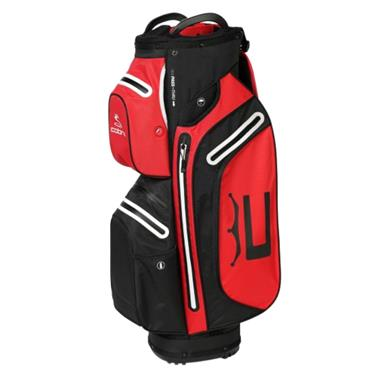 Cobra Ultradry Pro Cart Bag  HIGH RISK RED