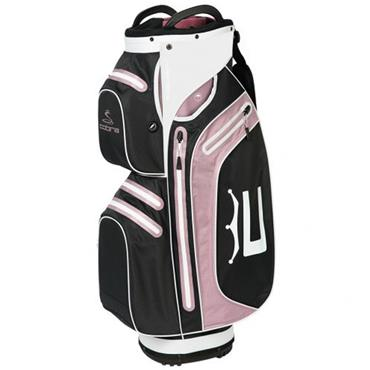 Cobra Ultradry Pro Cart Bag  Elderberry
