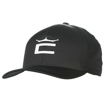 Cobra Tour Crown 110 Cap  Black