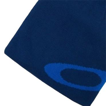 Oakley Gents Ellipse Beanie  Pond Blue 6PP