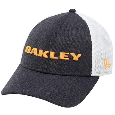 Oakley Heather New Era Snapback Hat  Neon Orange 71G