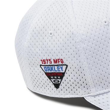Oakley Big Fixed Cap  White 100