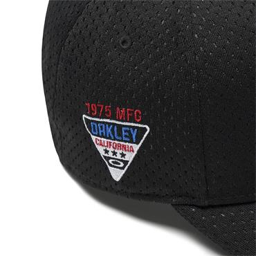 Oakley Big Fixed Cap  Blackout 02E