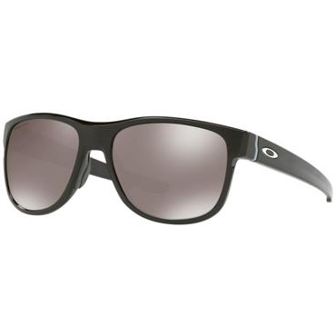 Oakley Crossrange R Prizm Road Glasses Polished Black Polarized