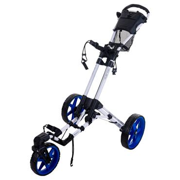 FastFold Flex 360 Trolley  White/Cobalt