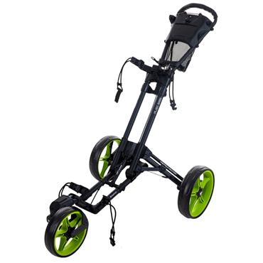 FastFold Flex 360 Trolley  Black/Lime
