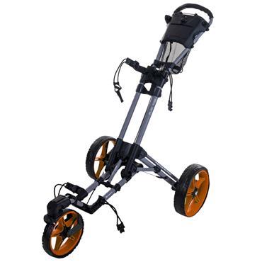 FastFold Flex 360 Trolley  Charcoal/Orange