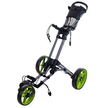 FastFold Flex 360 Trolley  Charcoal/Lime