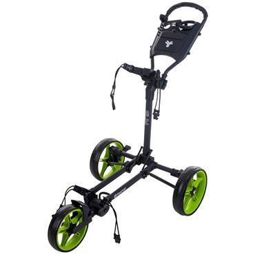 FastFold Slim Manual Cart  Charcoal Green