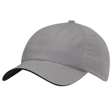 factory authentic 59671 19b05 adidas Corporate Performance Baseball Cap Grey ...