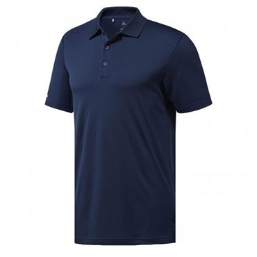 adidas Corporate Gents Performance Polo Shirt Navy