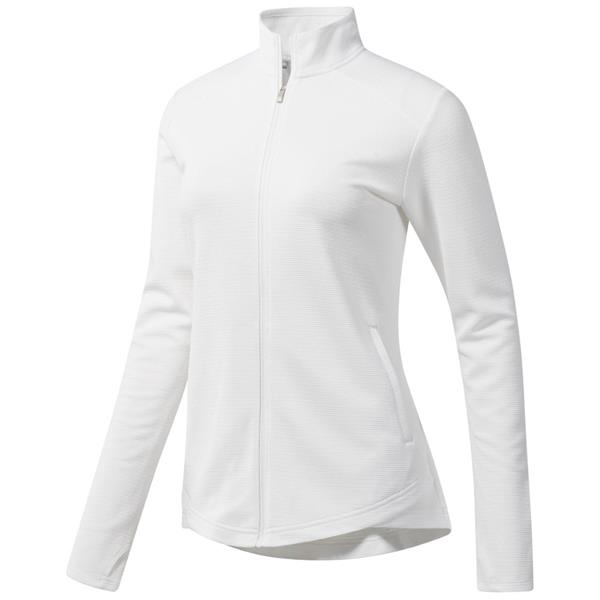 a27d17a024 adidas Corporate Ladies Essential Layering Top White | Golf Store