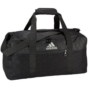 Adidas Corporate Weekender Duffle Bag Black