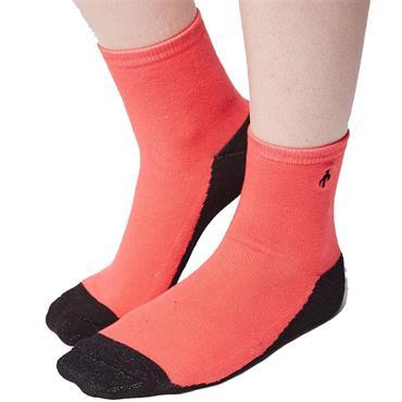 Green Lamb Ladies Patterned Socks 3-Pack  Black Watermelon