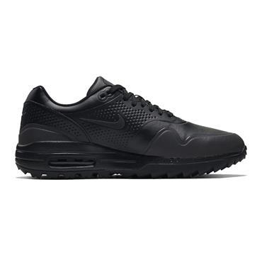 Nike Gents Air Max 1G Golf Shoes Black