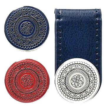 Surprizeshop Ball Marker Anywear Set  Navy