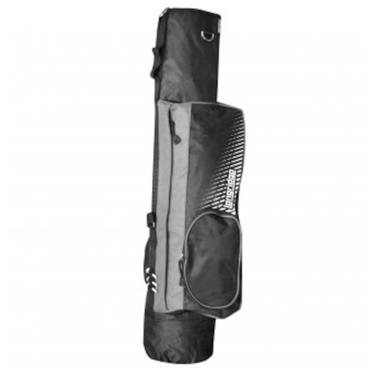 Longridge 5 Inch Pencil Golf Bag  Black Silver