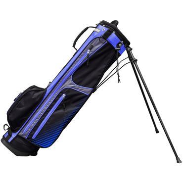 Longridge Weekend Stand Bag 6-inch  BLACK NAVY