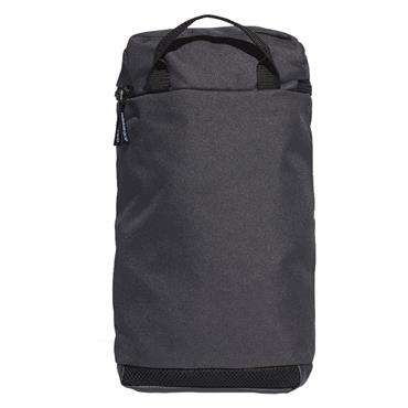 ee82d12aca ... Adidas 3 Stripe Shoe Bag Dark Grey