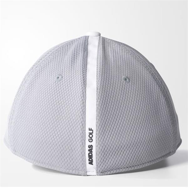 5b9d034e76637 adidas Tour Climacool Flexfit Cap Small to Medium White