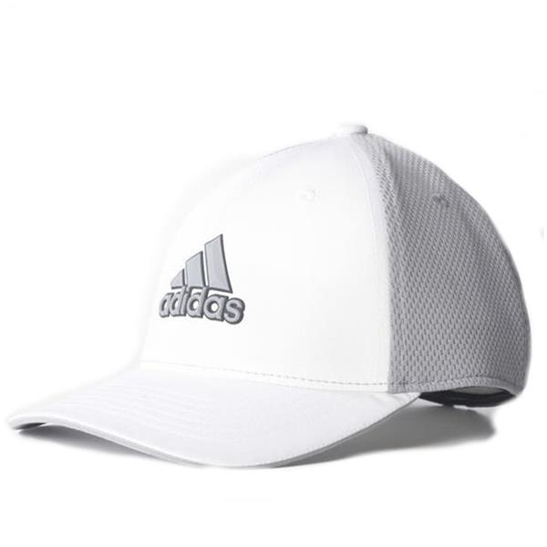 66cdd4945 adidas Tour Climacool Flexfit Cap Small to Medium White