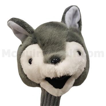 Big Max Animal Headcover  Wolf