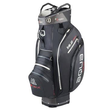 Big Max Aqua Tour 3 W/P Cart Bag  Black