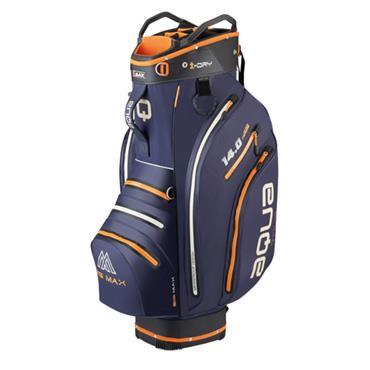 Big Max Aqua Tour 3 W/P Cart Bag  Blue-Black-Orange