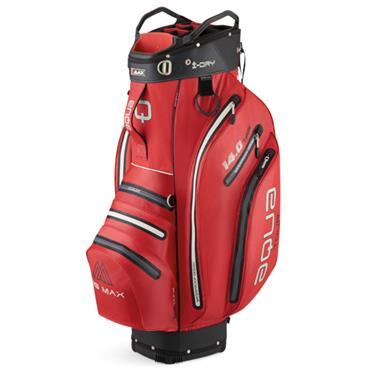 Big Max Aqua Tour 3 W/P Cart Bag  Red/Black