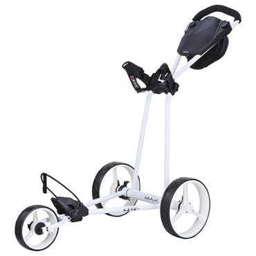 Big Max Ti-Lite Cart  White