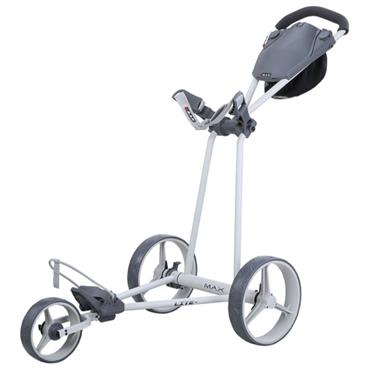 Big Max Ti-Lite Cart  Grey