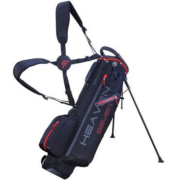 Big Max Heaven 7 Stand Bag  Black/Red