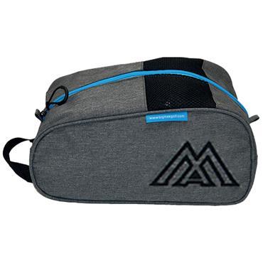 Big Max WTC Shoe Bag  Charcoal Cobalt