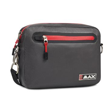 Big Max Aqua Waterproof Pouch  Charcoal/Red