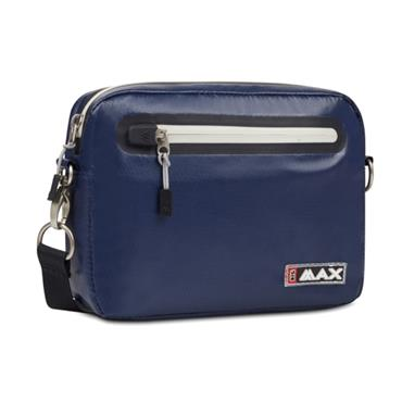 Big Max Aqua Waterproof Pouch  Navy - White