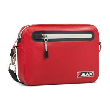 Big Max Aqua Waterproof Pouch  Red/White